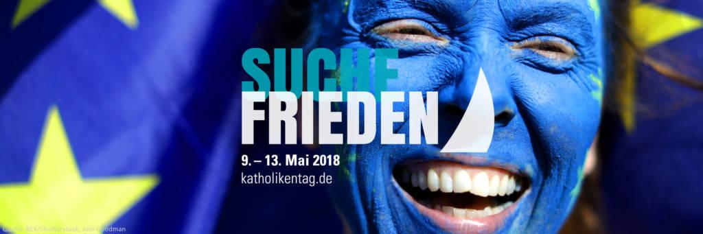 """12.05.2018 Münster: Co-Moderation zus. mit Weihbischöf Wübbe Erzählcafé auf dem Katholikentag 2018 """"Mit Liebe und Ungeduld"""""""